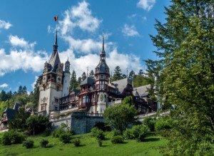 Château  de Peles, Roumanie